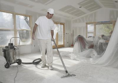 Importancia de un servicio de limpieza de fin de obra