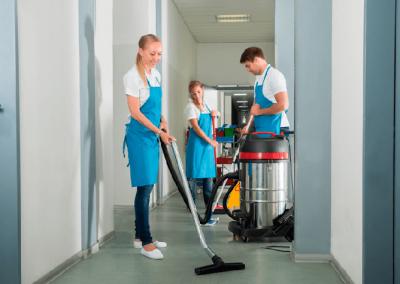 Qué ofrece un servicio de limpieza para el hogar