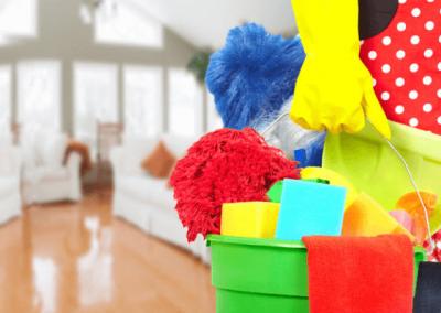 Ventajas de contratar un servicio de limpieza para el hogar
