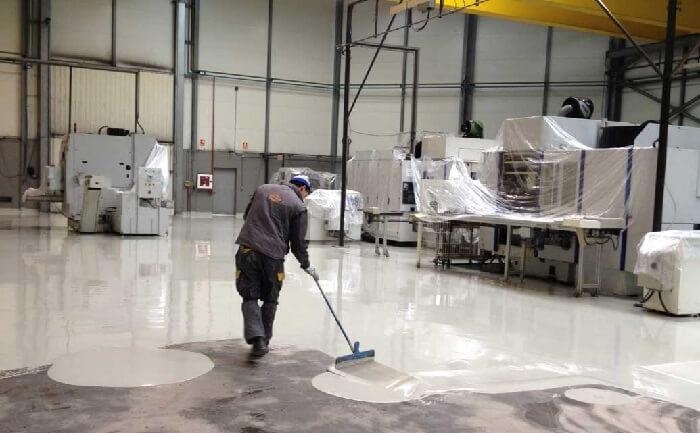 Limpieza de naves industriales en madrid