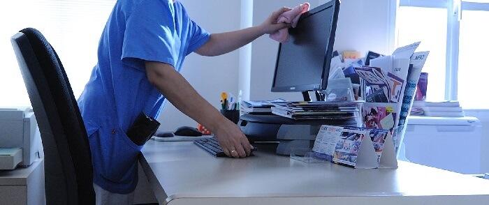 empresas de limpieza de oficina en madrid